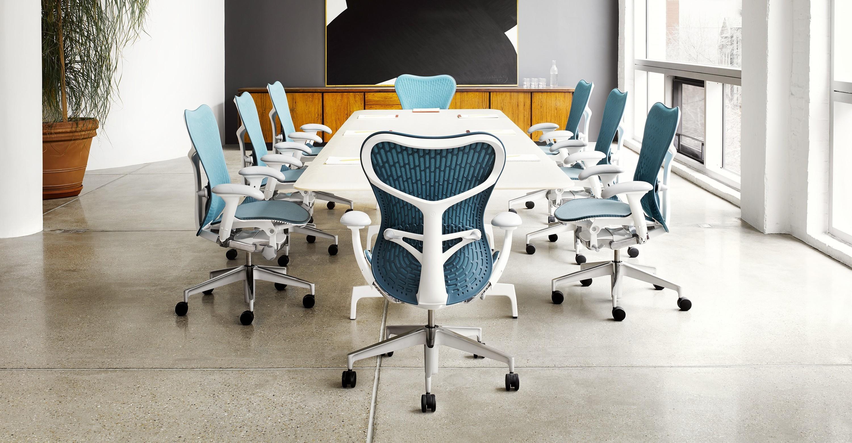 Krzesła biurowe - najważniejszy element wyposażenia stanowiska pracy