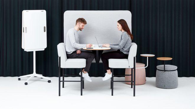 Nieformalne miejsca spotkań w biurze
