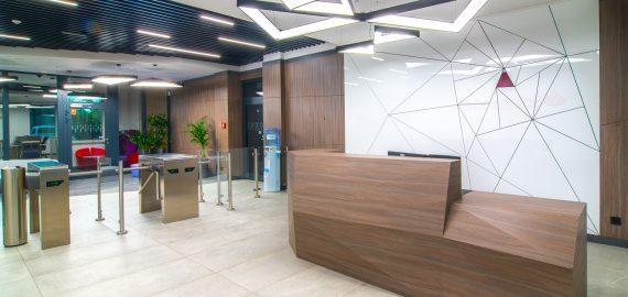 Santander Data Center – komfort ifunkcjonalność