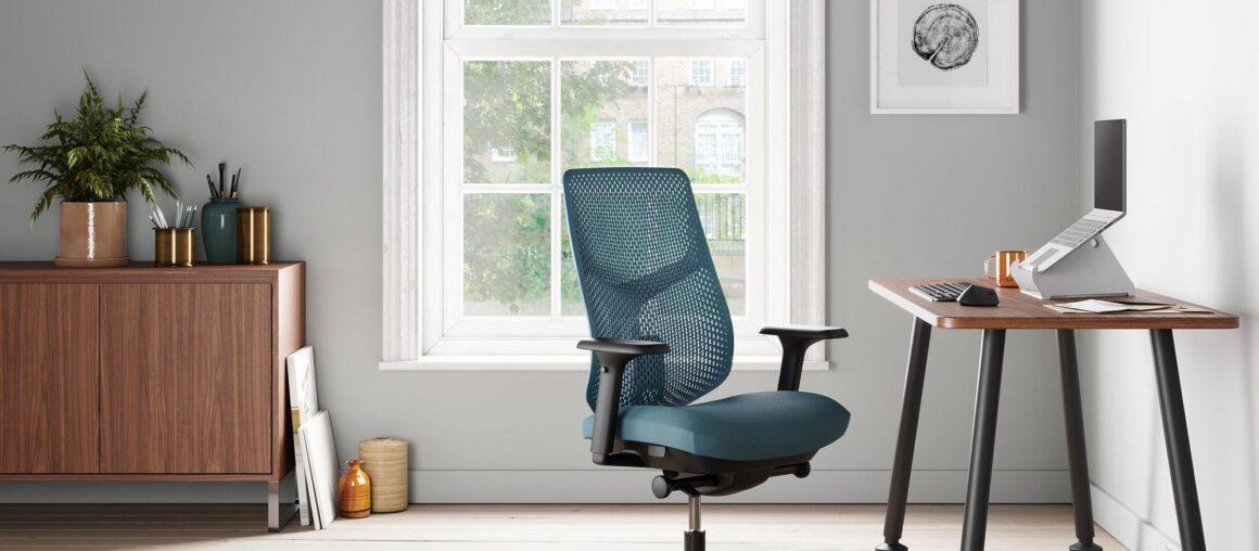 Domowe biuro według Herman Miller